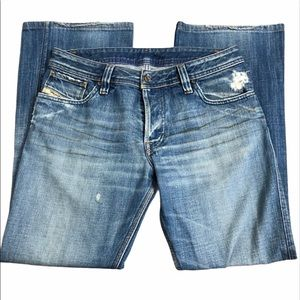Mens Diesel Button fly Jeans